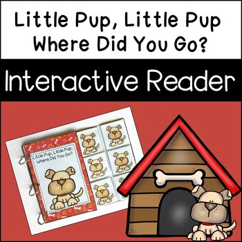 Little Pup - An Interactive Reader and Language Activities