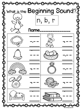 Little Quack, Centers and Printables, Kindergarten, Unit 3, Week 2
