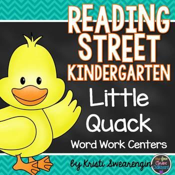 Little Quack Unit 3 Week 2