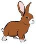 Little Rabbit Foo Foo Word Search