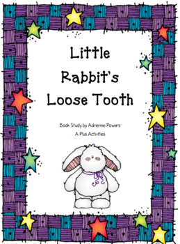 Little Rabbit's Loose Tooth Book Companion