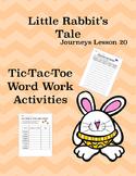 Little Rabbit's Tale Journeys Lesson 20