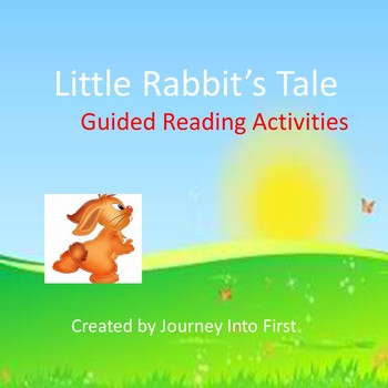 Little Rabbit's Tale Guided Reading Activities Journeys Unit 4