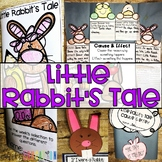 Little Rabbit's Tale Journeys 1st Grade Supplement Activities Lesson 20