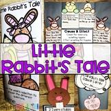 Little Rabbit's Tale Journeys 1st Grade Supplement Activities Lesson 20