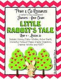 Little Rabbit's Tale - Journeys First Grade Print and Go