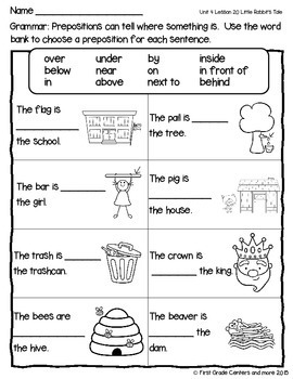 Little Rabbit S Tale Aligned With Journeys First Grade