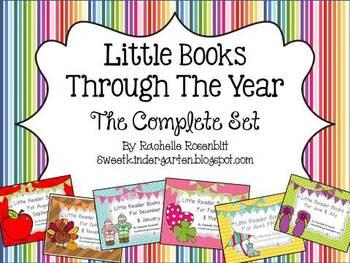 Little Reader Books All Year Long