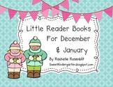 Little Reader Books for December & January