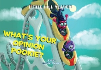 Little Reader - What's Your Opinion? (Learning about opinions)