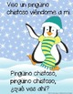 Little Reader with Teacher Book- Winter, Winter, What Do You See? SPANISH