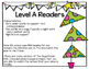 Little Readers: December Edition; leveled readers for the