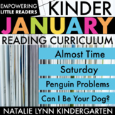 Little Readers January Read Aloud Lessons and Activities