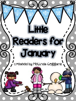 Little Readers for January