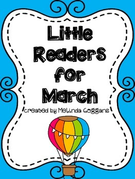 Little Readers for March