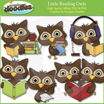 Little Reading Owl