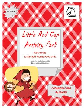 Little Red Cap-FREEBIE