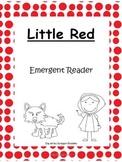 Little Red- Emergent Reader