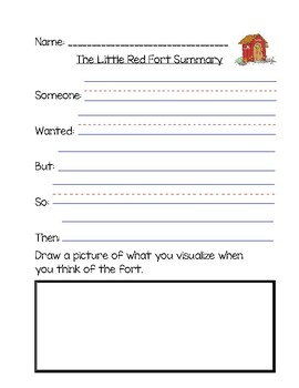 Little Red Fort STEM and Literacy