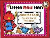 The Little Red Hen... Adapted Book and Learning Activities