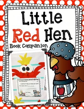 Little Red Hen Book Companion