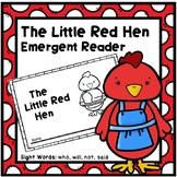 Little Red Hen Emergent Reader