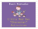 Little Red Hen (Focus: Characters)