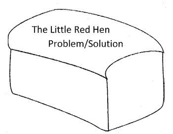Little Red Hen Graphic Organizer