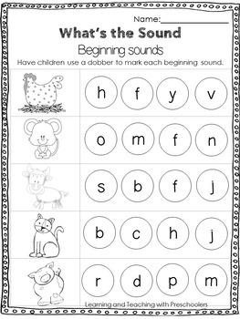 Little Red Hen Theme Pack By Teaching Preschoolers Tpt
