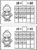 Little Red Hen Make 20 Booklet