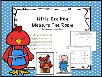 Little Red Hen Measure The Room
