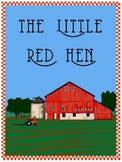 Little Red Hen Play Package