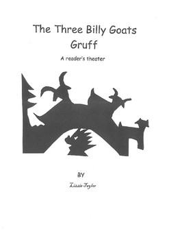 Little Red Hen Reader's Theater and Three Billy Goats Gruff