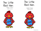 Reader's Theater Little Red Hen