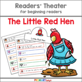 Little Red Hen Readers' Theater Script