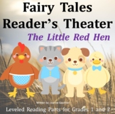 Little Red Hen: Readers' Theater for Grades 1 and 2