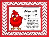 Little Red Hen Response