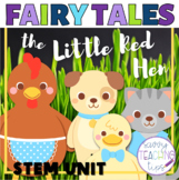 Little Red Hen STEM Challenges