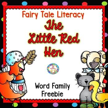 Little Red Hen {Sampler}