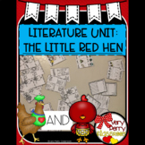 Little Red Hen Unit Activities