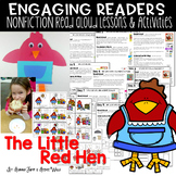Little Red Hen Unit of Study:Guiding Readers: