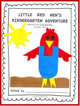 The Kindergarten Adventures of Little Red Hen