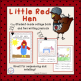 Little Red Hen - Her Kindergarten Adventure