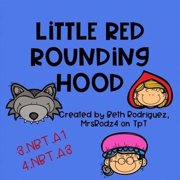 Little Red ROUNDING Hood