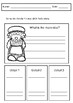 Little Red Ridign Hood - Literacy and Math Worksheets