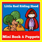 Little Red Riding Hood Activities   Little Red Riding Hood Crafts