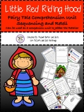 Little Red Riding Hood - A Fairy Tale Comprehension Unit - Jabber the Reteller