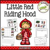 Little Red Riding Hood Activities (Pre-K, Preschool)