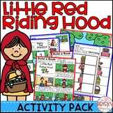 Little Red Riding Hood Activities (Reader, Sequencing & More)