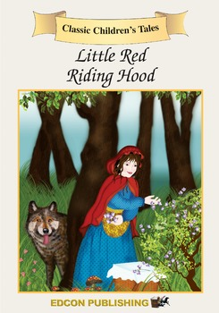 Little Red Riding Hood Listening Audio Book MP3